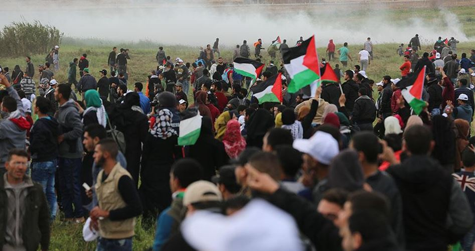 Statistics: 91% of refugees in Gaza positive they will return