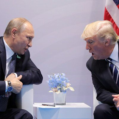 WHAT TRUMP SHOULD HAVE ASKED PUTIN FOR : Ground Rules for the U.S.-Russia Relationship