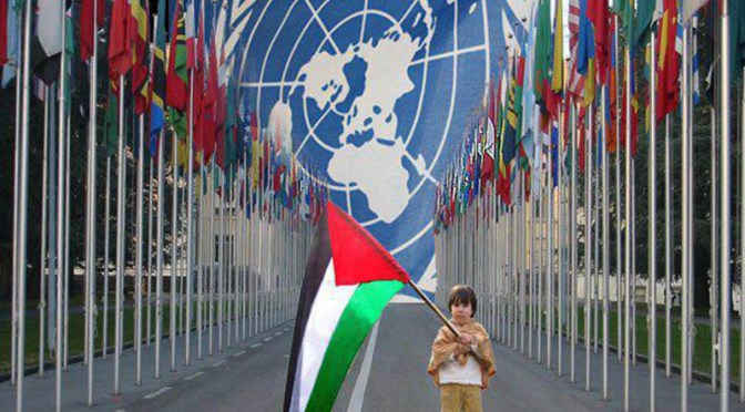 Palestine and the United Nations: 70 years on