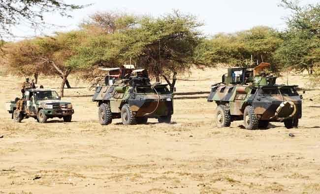 French troops kill several terrorists in Mali operation