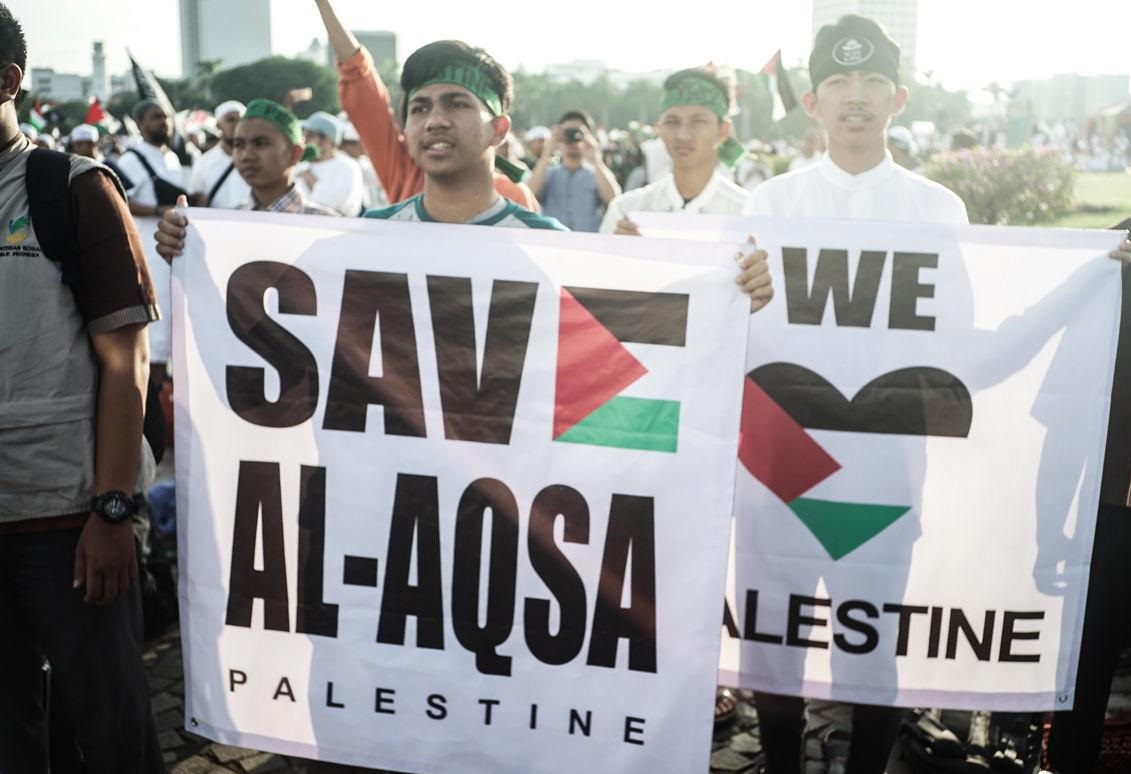 Indonesia decides to exempt Palestinian imports from taxes