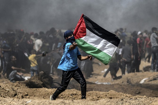 Gaza teen dies of border protest wounds