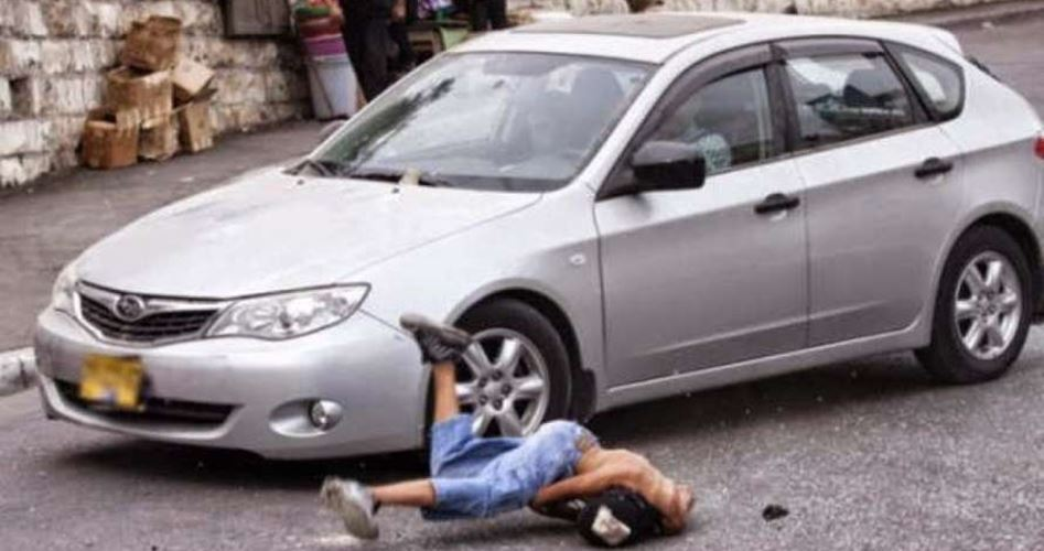 58-year-old Palestinian killed in Israeli car-ramming attack
