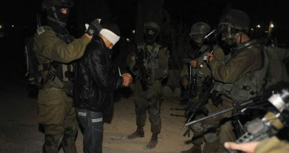 IOF kidnaps two young men in overnight clashes in Qalqilya